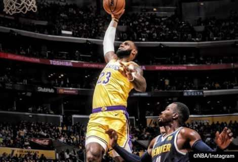 NBA: LeBron James y el regreso del showtime a los Lakers