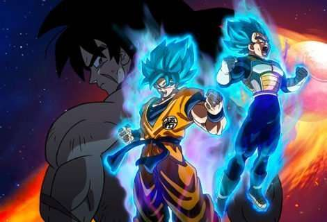 Se filtra el guion completo de Dragon Ball Super: Broly