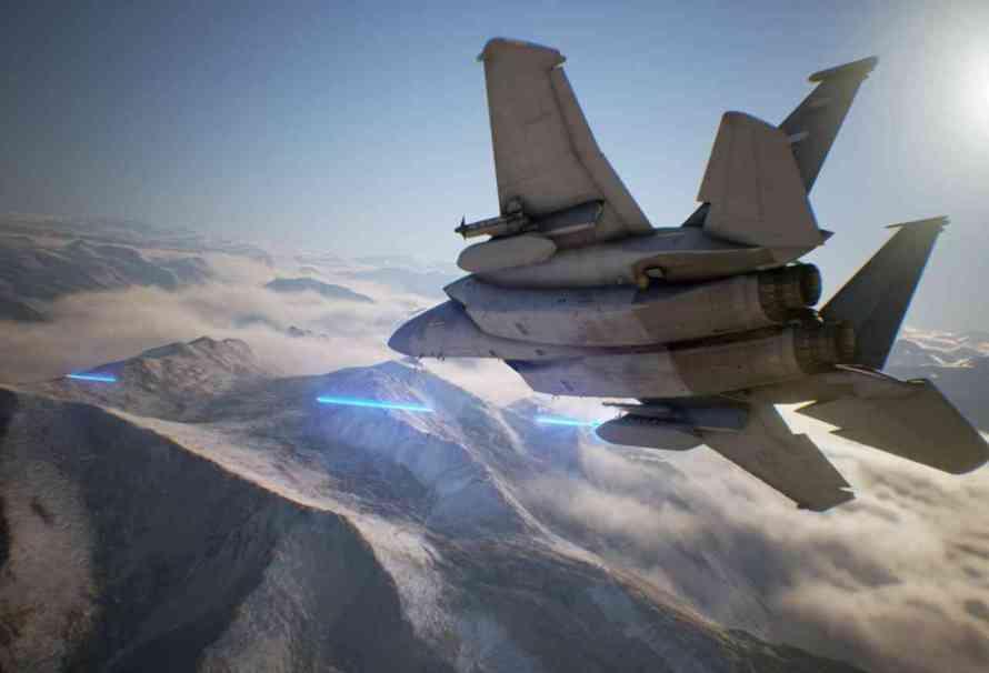 Contando los minutos para el despegue del ACE Combat 7: Skies Unknown