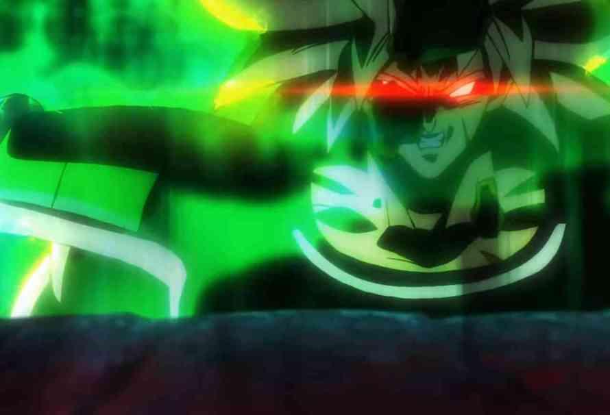 Dragon Ball Super: Broly, el saiyajin legendario que está rompiendo la taquilla