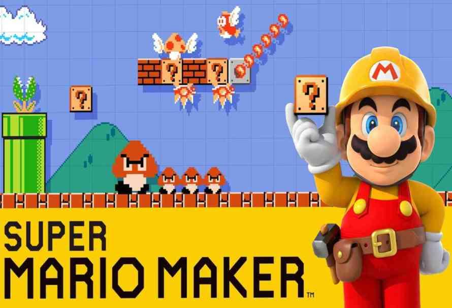 Super Mario Maker: el exitoso videojuego de Nintendo