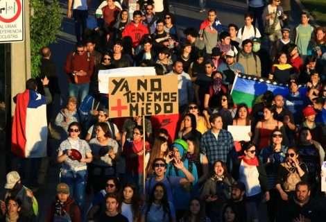 Las revueltas chilenas se gestaron en Twitter y el Gobierno no se enteró