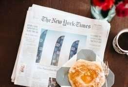 The New York Times y la crisis periodística global