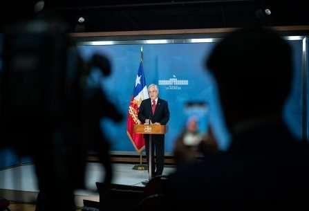 Estallido social en Chile: discursos de Piñera bajo la lupa de la inteligencia artificial