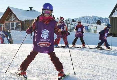 Escuela Ski Baqueira arranca la temporada de nieve con más de 20.000 horas lectivas en oferta