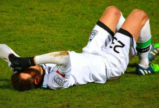 Los futbolistas no se lesionan más que otros deportistas (aunque lo parezca)