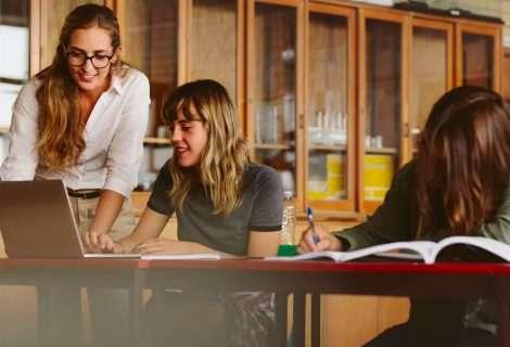 ¿Están los profesores al día en el uso de las tecnologías en el aula?
