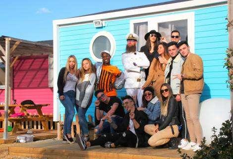 """""""Dream Camping"""", el primer reality show del mundo en 360º se graba en España"""