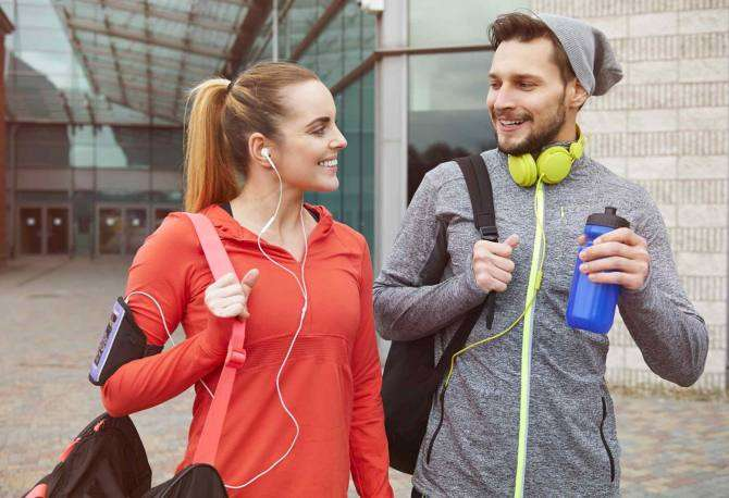 Cinco artículos deportivos para regalar a tu pareja en San Valentín