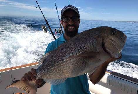 Pesca de Fondo en Marbella según Mascota Planet