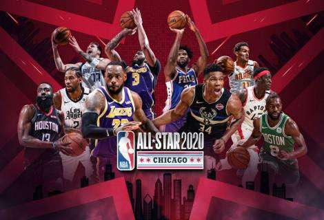 NBA All-Star Weekend 2020: El fin de semana de las estrellas