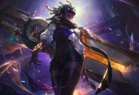 Senna True Damage edición de prestigio, disponible en la tienda de League of Legends