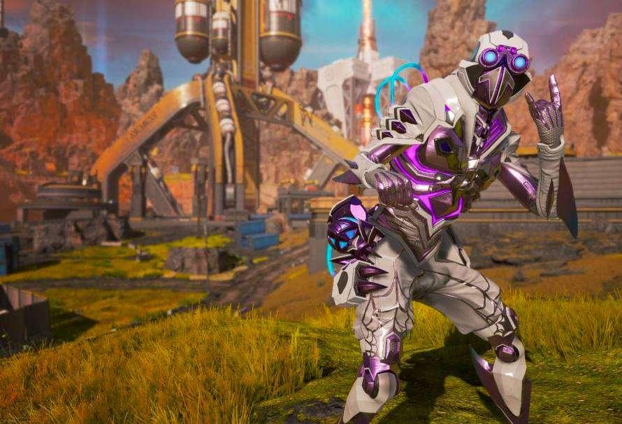 Octane ya está disponible para los fanáticos de Apex Legends