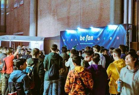 Nace be.fan, la startup que extrae analíticas de los esports en tiempo real