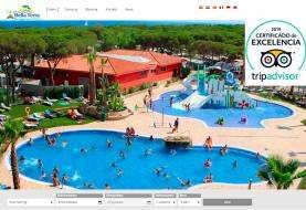El portal web del Camping Bella Terra estrena su versión en danés
