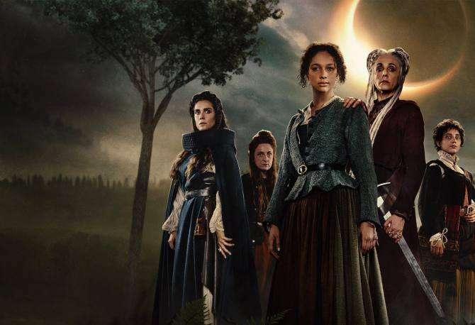 5 razones por las que debes ver Luna Nera en Netflix