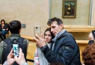 No es (sólo) vanidad: los selfis en los museos también son una forma de comunicarnos