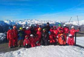 El Club de Escuela de Ski Baqueira impulsa el deporte en las nuevas generaciones desde el Pirineo catalán