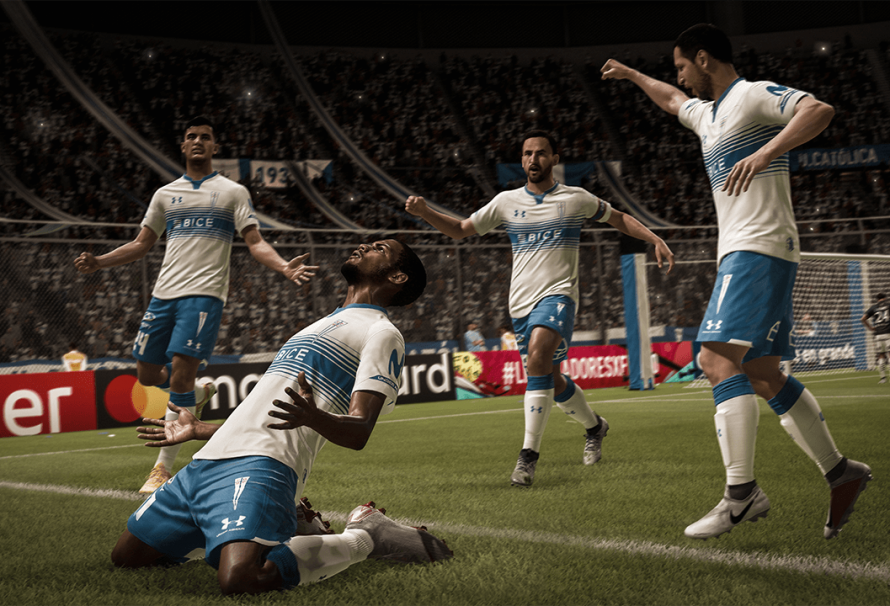 Jugadores de Universidad Católica contarán con reconocimiento facial en FIFA 20