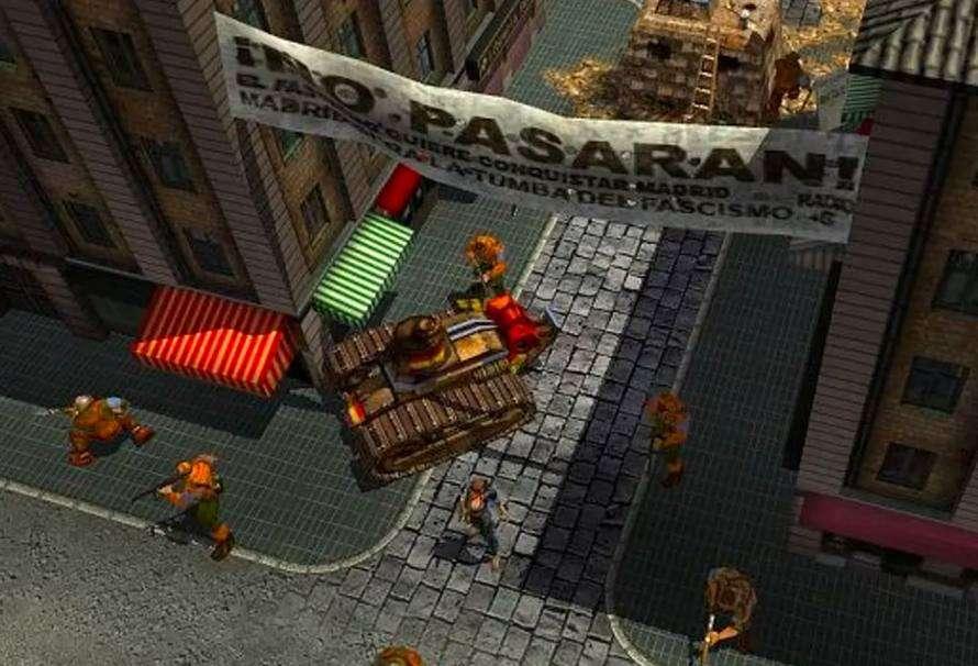 Los videojuegos de la Guerra Civil perpetúan clichés y falsos mitos
