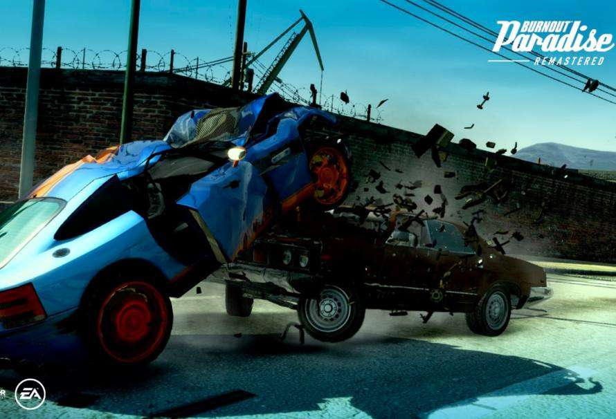 Burnout Paradise Remastered llegará este 2020 a Nintendo Switch