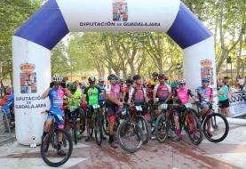El 15 de marzo comienza el IX Circuito MTB de Guadalajara