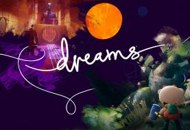 Dreams: juega, crea y comparte, tu imaginación es el limite