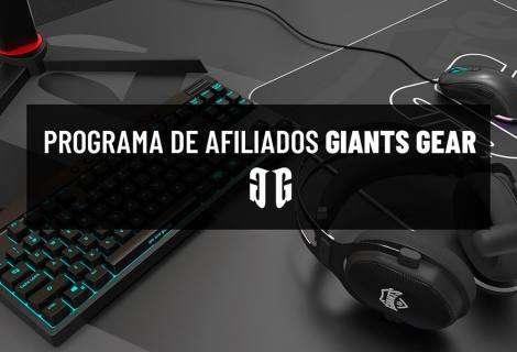 Vodafone Giants lanza un programa de afiliación con su marca Giants Gear