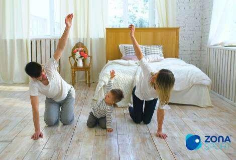 Zona Sport Monzón ofrece entrenamientos para mantenerse en forma desde casa