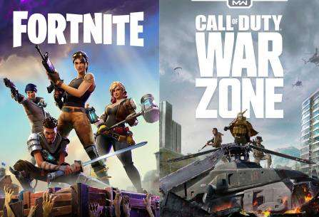Fortnite vs Call of Duty Warzone: ¿cuál es mejor?