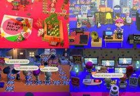 """Animal Crossing ya tiene un """"centro comercial virtual"""" de AliExpress"""