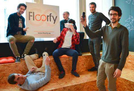 Floorfy, startup participada por Wayra, ayuda a inmobiliarias a seguir activas durante el confinamiento