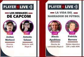 Player 8 Live, vídeos en directo para conversar con nuestra comunidad