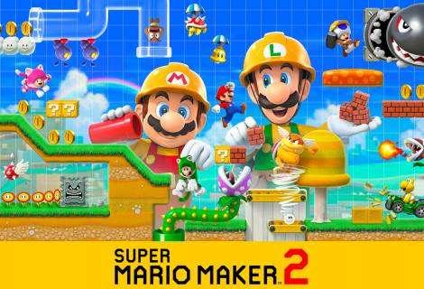 Super Mario Maker 2: ¡crea tu mundo, esbirros de Bowser y más!