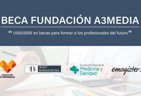 Grupo Esneca Formación crea junto a Atresmedia y Emagister un programa de becas por valor de 1M de euros