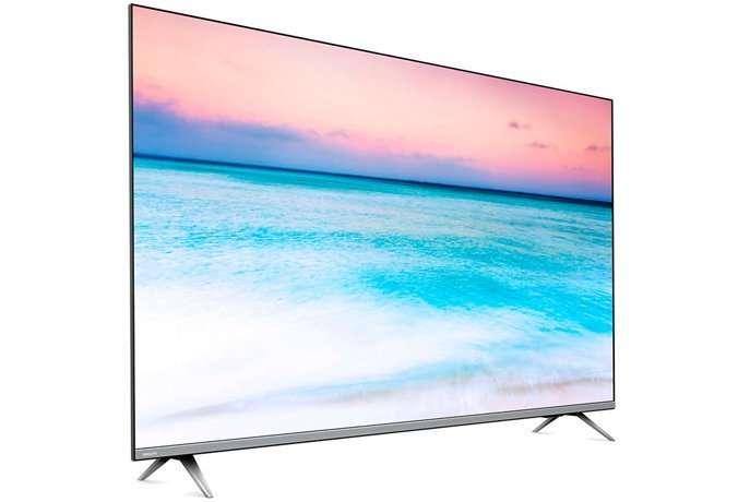 Philips lanza nueva TV sin bordes