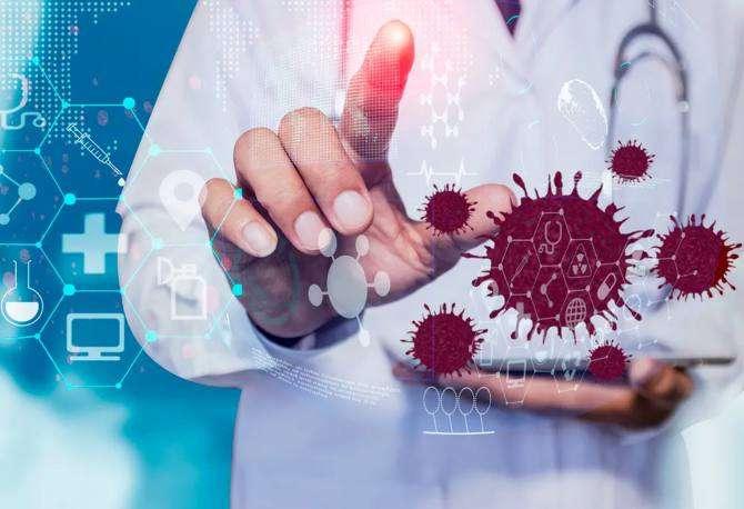 La inteligencia artificial predijo la pandemia y ahora ayuda a frenarla