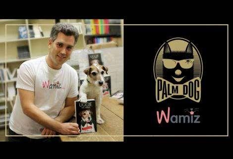 """La Palm Dog Wamiz de Honor es para Uggie por """"The Artist"""""""