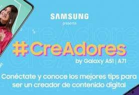 Galaxy A de Samsung se presentará con programa para hacer contenido digital