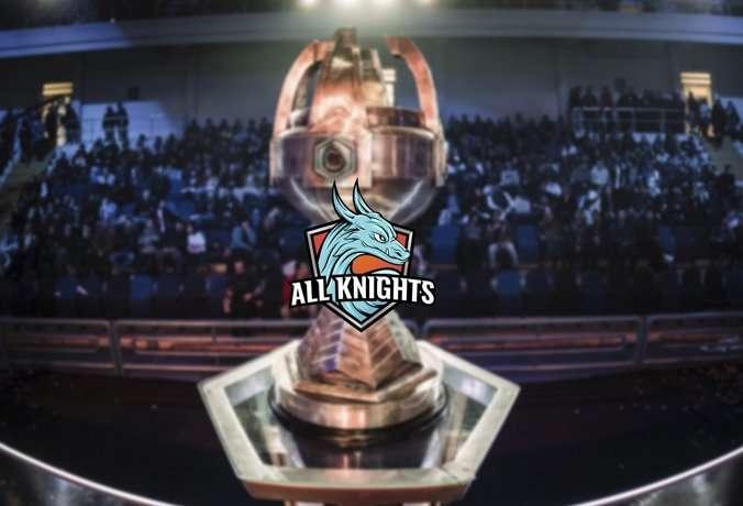 LLA: All Knights se lleva el título