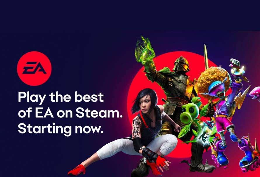 Electronic Arts desembarca en Steam con Command & Conquer y más de 25 títulos