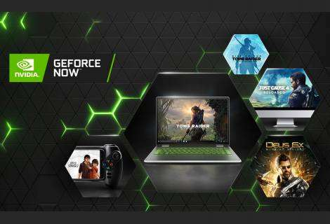 Square Enix vuelve a GeForce NOW