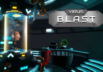 REVIEW: Virus Blast, ¡dispara, sube y compite!