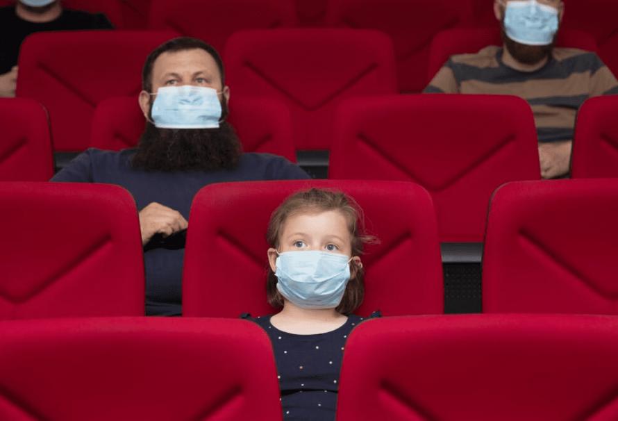La nueva normalidad en el cine: menos rodajes y más caros