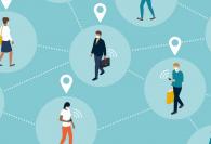 ¿Son fiables las aplicaciones de geolocalización y seguimiento de contactos?