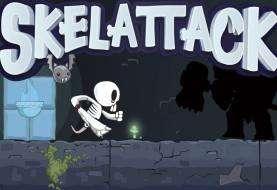 Skelattack: el nuevo juego de plataforma en 2D de Konami y Ukuza