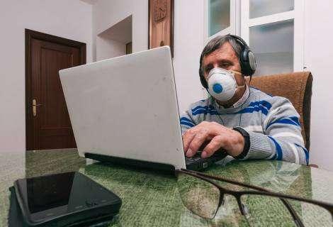 Teletrabajar en tiempos de COVID-19: ¿están nuestros hogares preparados?