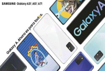 REVIEW: Samsung Galaxy A, más que una canción pegajosa