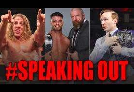 #SpeakingOut y las revelaciones en el mundo del Wrestling
