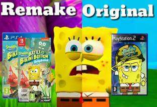 REVIEW: SpongeBob Rehydrated, nostalgia pura